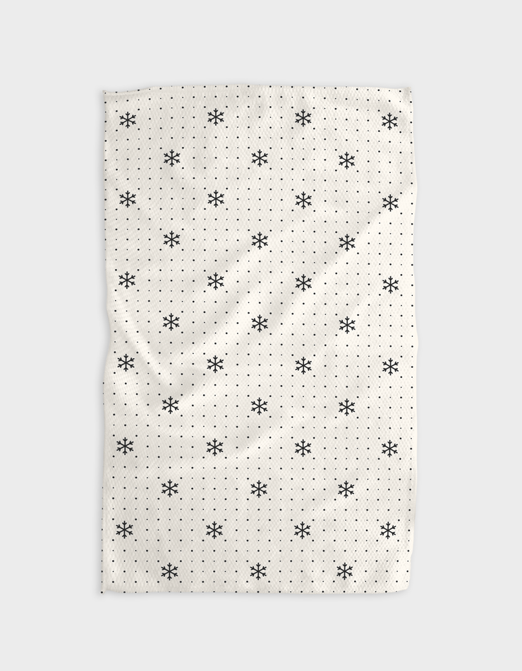 Quilted Simple Kitchen Tea Towel