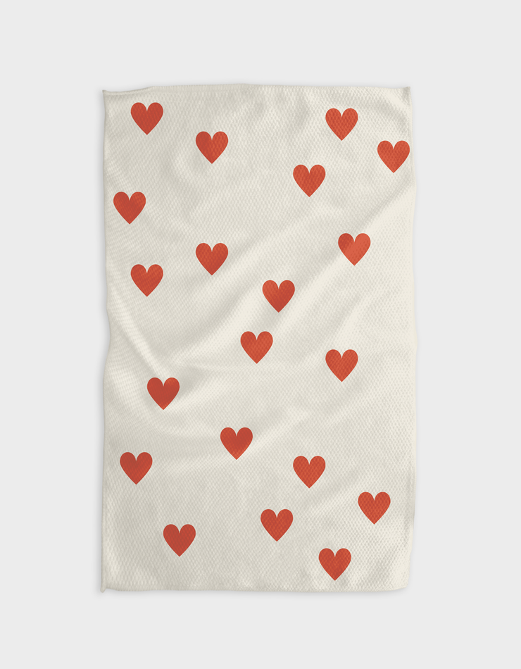 Simple Love Kitchen Tea Towel