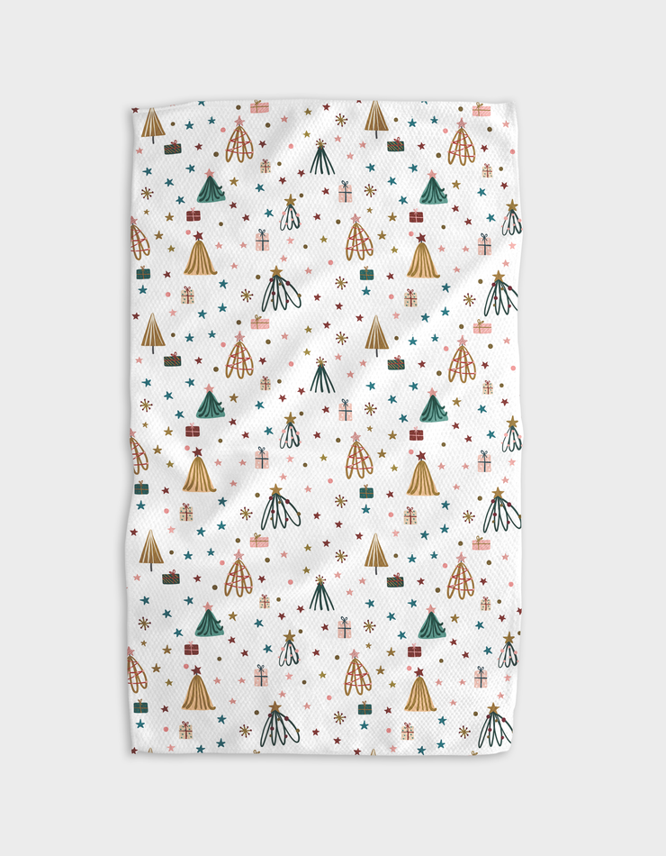 Sweet Trees Love Kitchen Tea Towel
