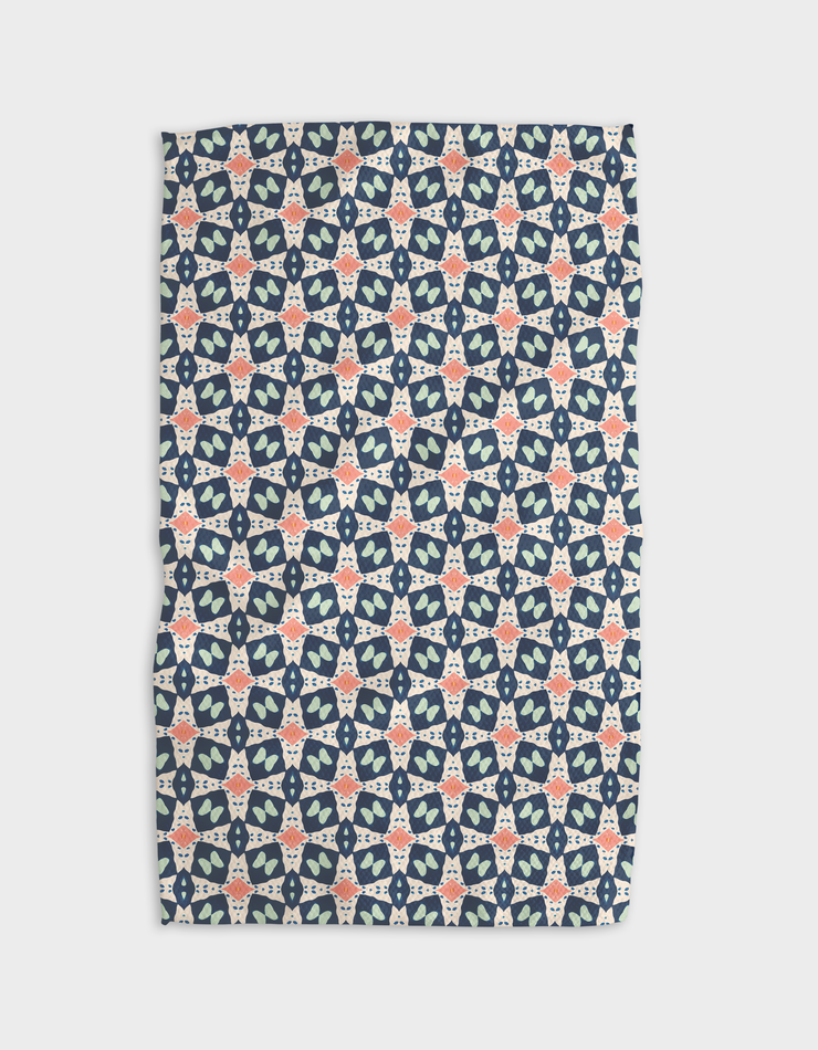 Tidings Ojos Kitchen Tea Towel