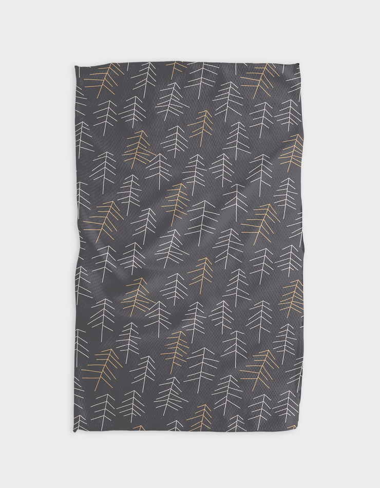 Twigs Dusk Kitchen Tea Towel