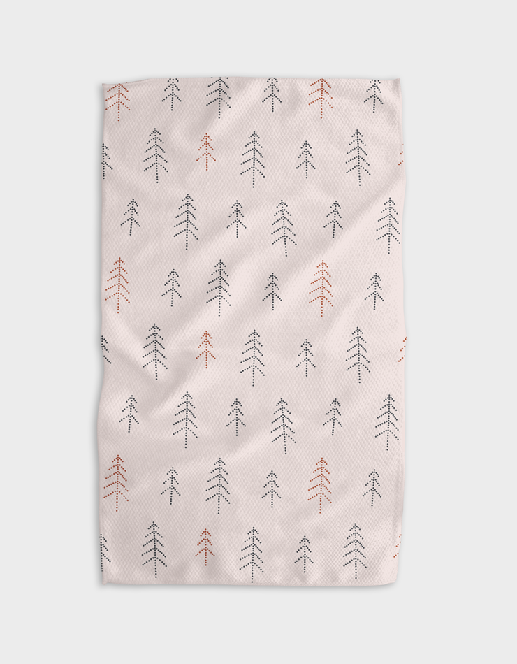 Twigs Trees Kitchen Tea Towel