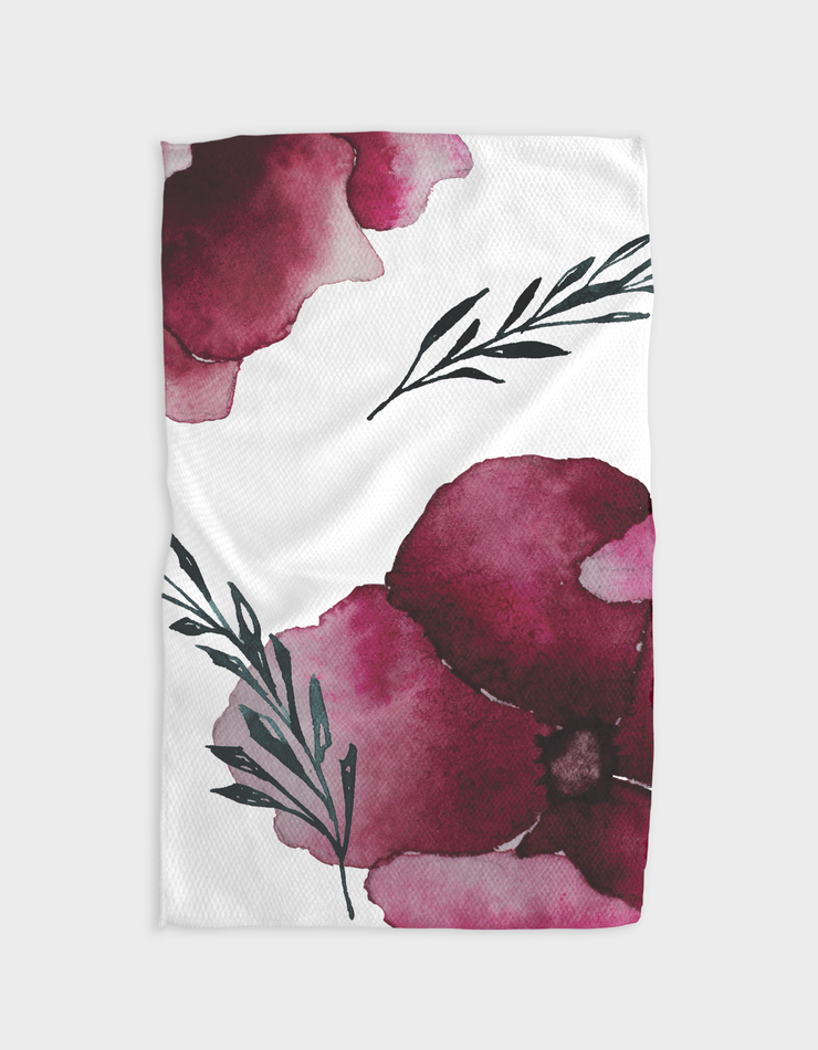 Velvet Kitchen Tea Towel