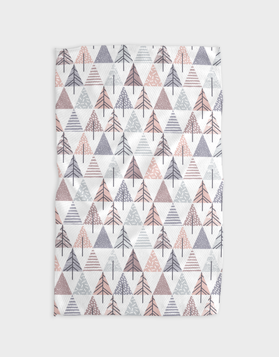 Tree Seamless Kitchen Tea Towel