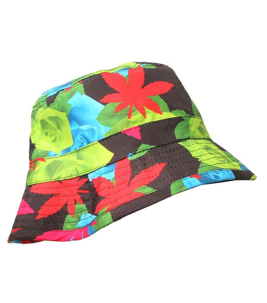 Bucket Fashion Hat Color-Multi Color 2