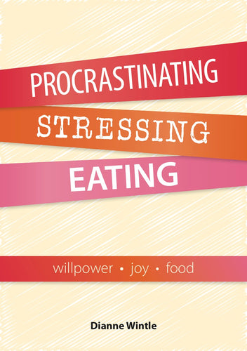 Procrastinating, Stressing, Eating