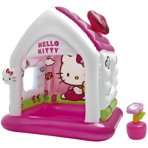Casa Inflable Hello Kitty Para Niñas Intex