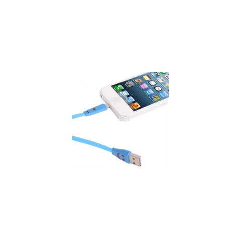 Cable Luminoso Smile Universal Iphone 5/6/7