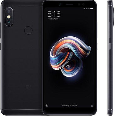 XIAOMI Redmi Note 5 - 4GB/64GB - NEGRO