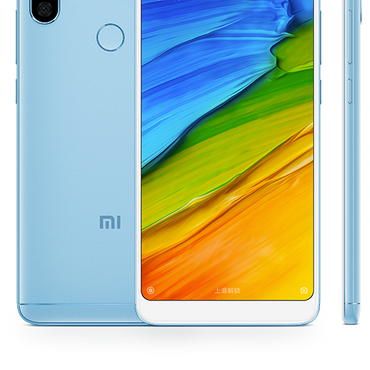 XIAOMI Redmi Note 5 - 4GB/64GB - AZUL