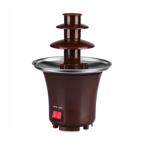 Fuente Chocolatera Pileta Chocolate Maquina Fondue Fountain