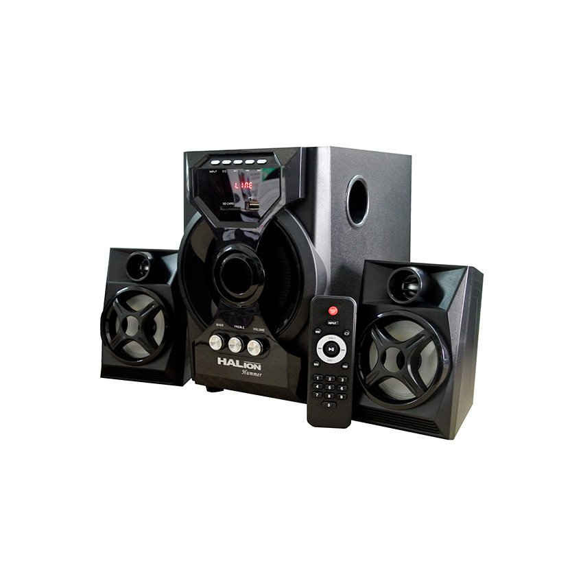 Parlante Subwoofer Digital Bluetooth HUMMER F34