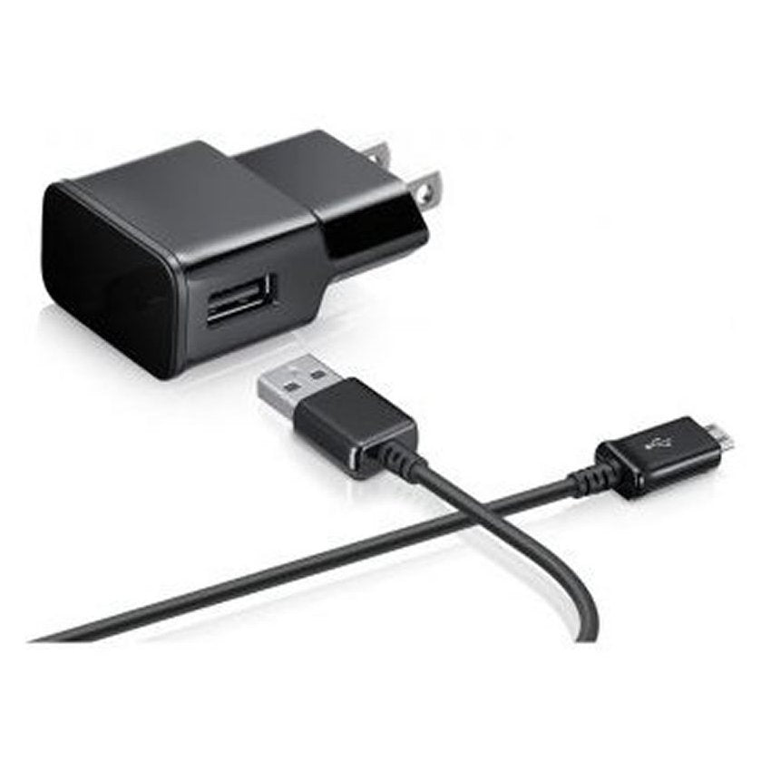 Cargador De Pared + Cable De Datos USB V8