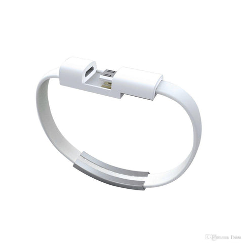 Cable Pulsera Conector Universal USB/Iphone 5/6/7