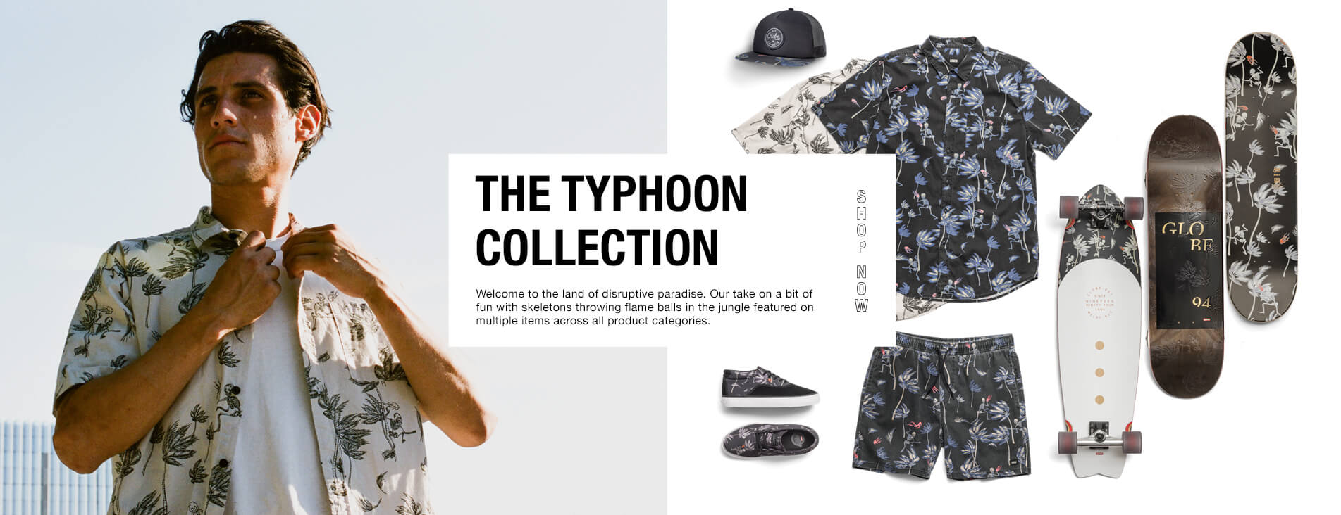 THE TYPHOON COLLECTION