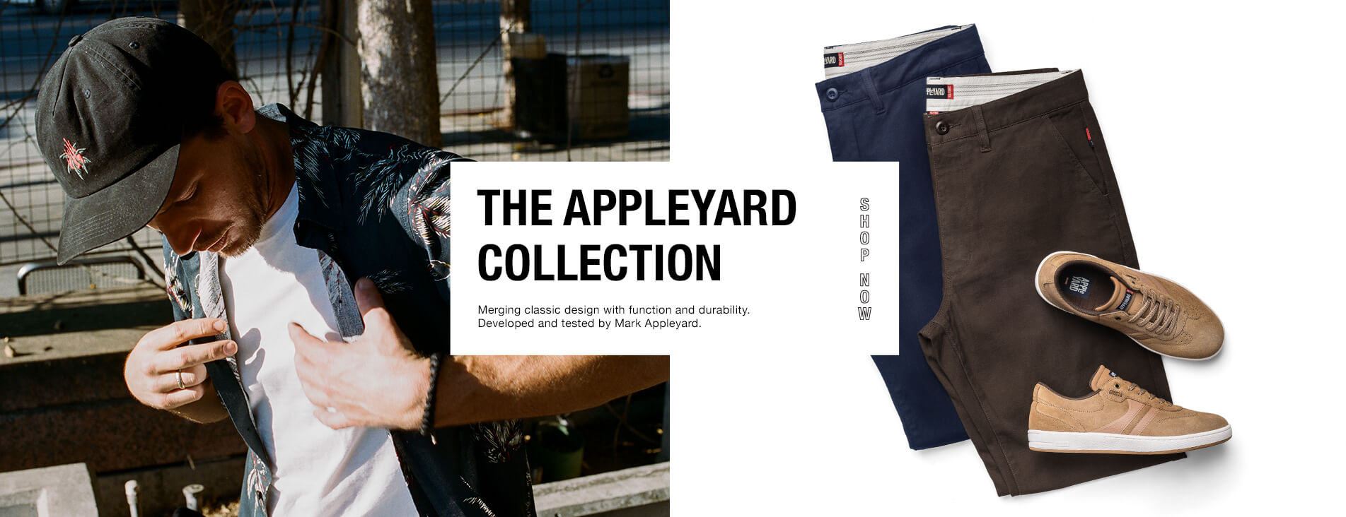 THE APPLEYARD COLLECTION