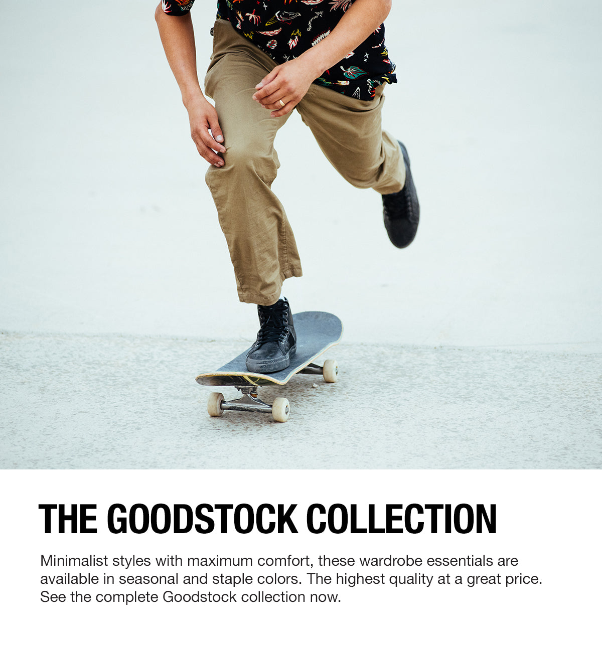 The goodstock collection
