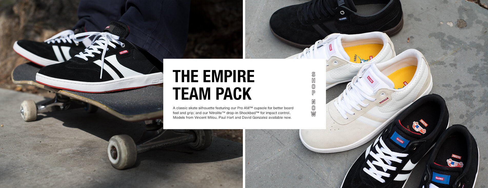 THE EMPIRE TEAM PACK