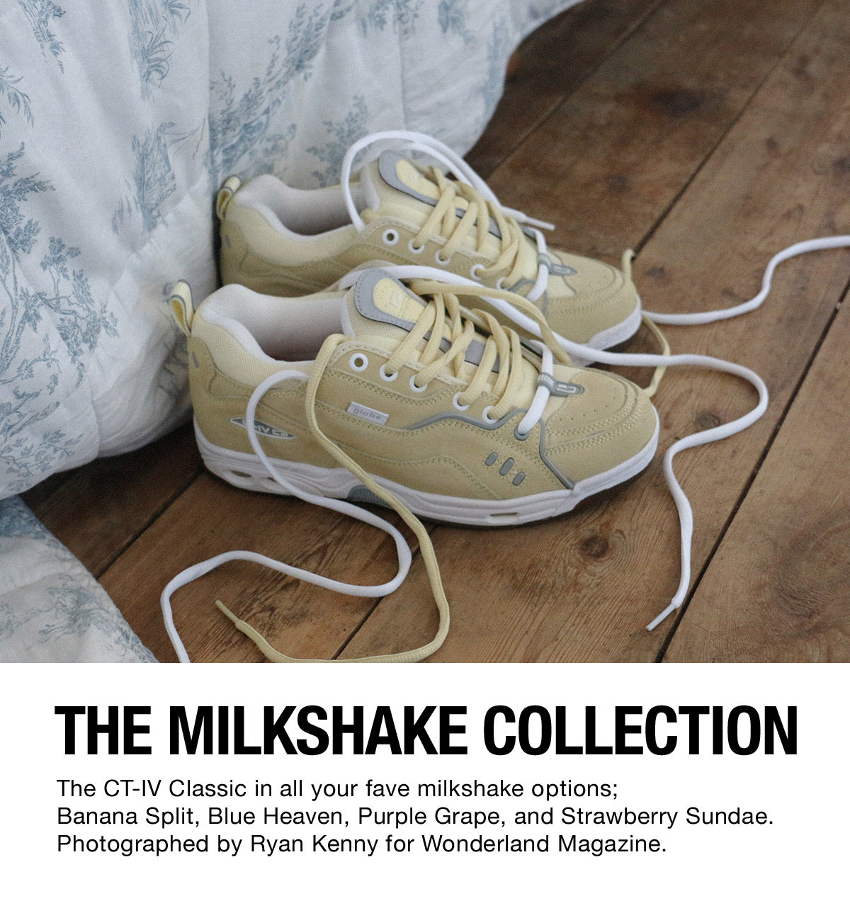 THE MILKSHAKE COLLECTION  CT IV CLASSIC