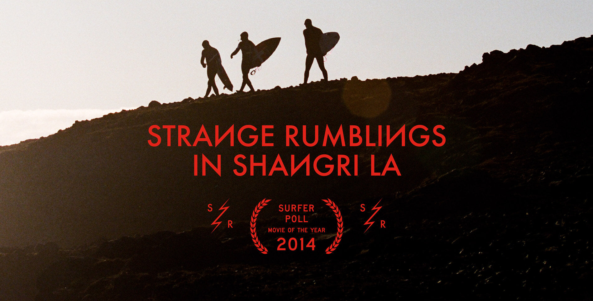 Globe Brand Strange Rumblings in Shangri La