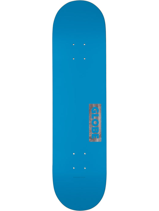 Globe Decks Goodstock Deck in Neon Blue