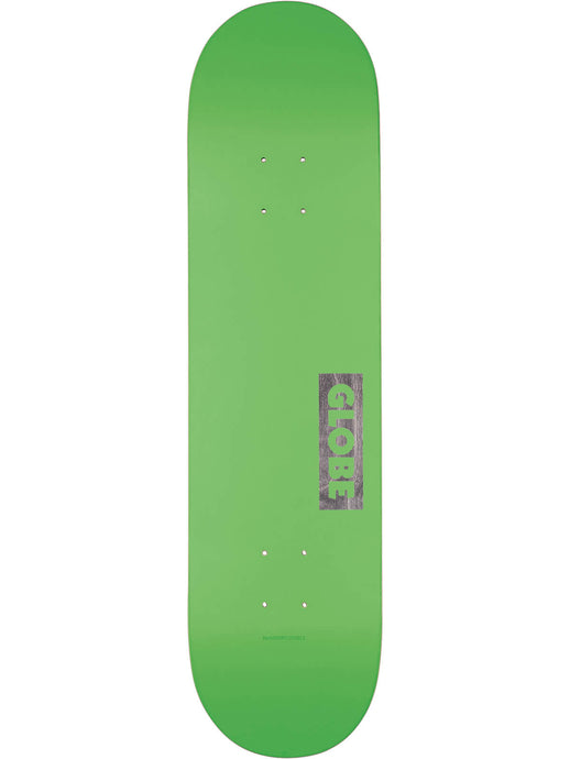 Globe Decks Goodstock Deck in NEON GREEN