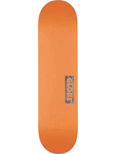 Globe Decks Goodstock Deck in Neon Orange