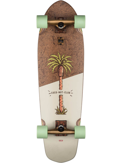 Globe Skateboard Big Blazer in Coconut/Palm