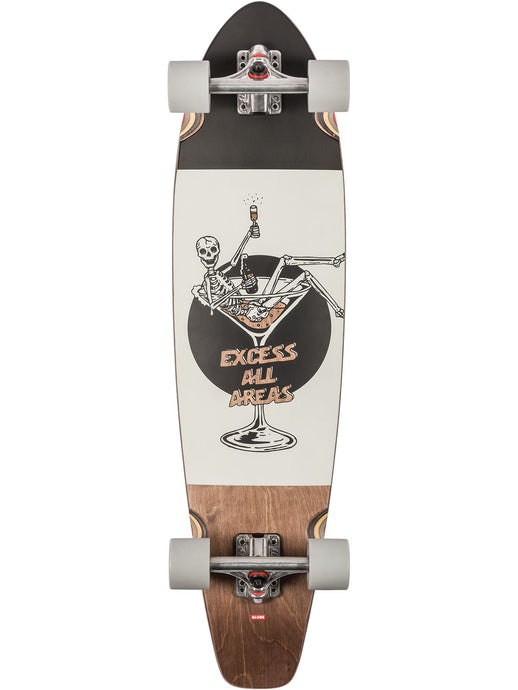 Globe Skateboards - The All-Time Excess Longboard