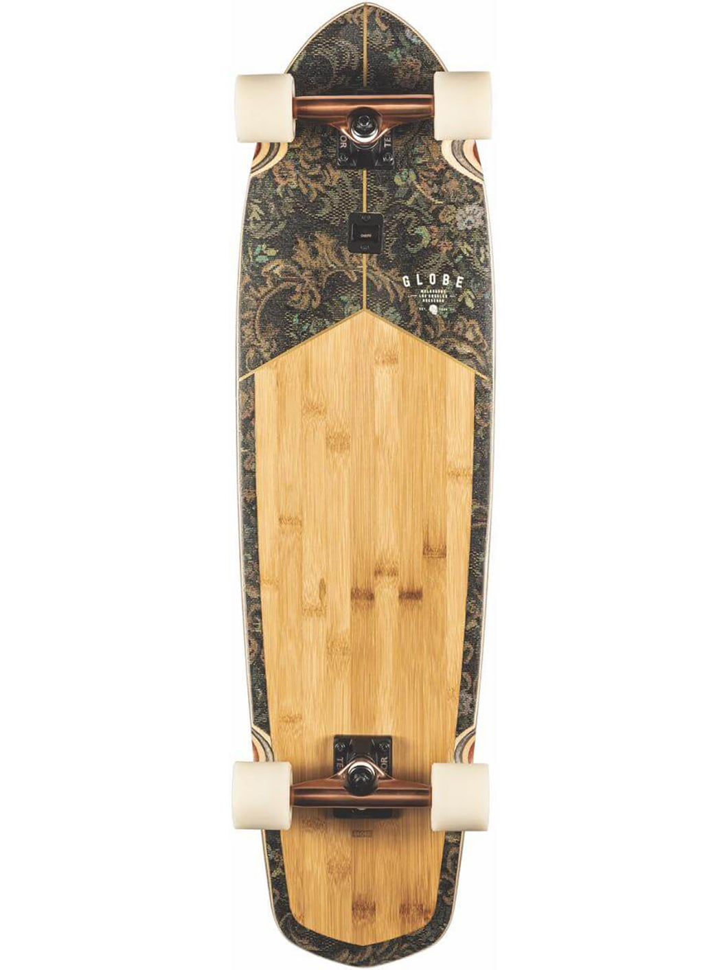 Globe Skateboards - Blazer XL Cruiserboard 36.25