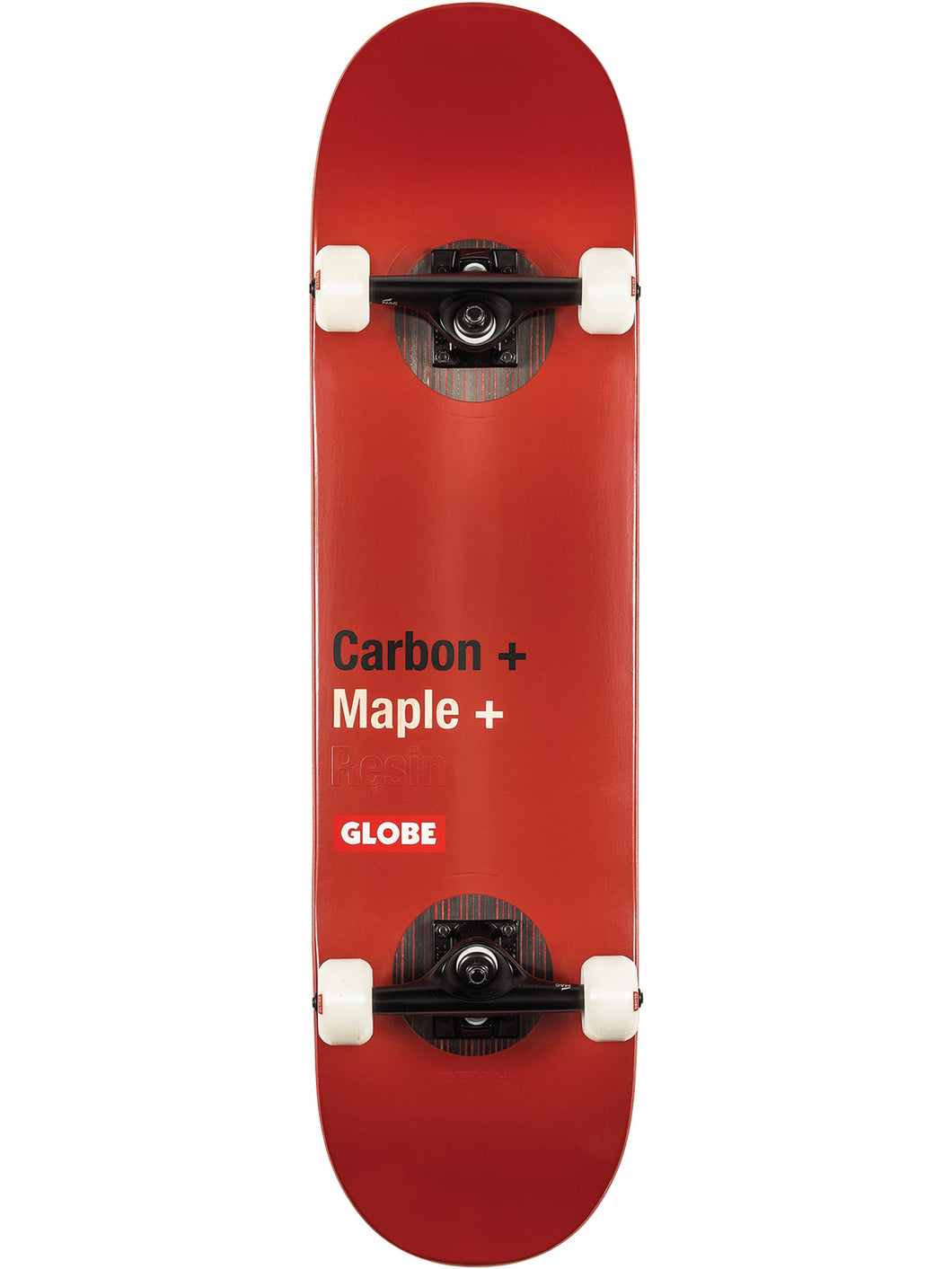 Globe Skateboards - G3 Bar Impact Plus complete in Red