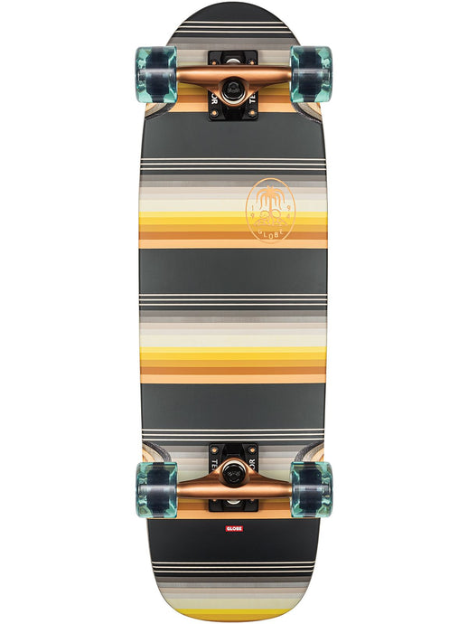 Globe Skateboards - Outsider Cruiserboard in Honey Moonshine