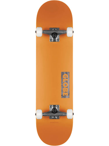 Globe Skateboard completes Goodstock in Neon Orange
