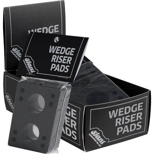 Skateboard Globe Slant Wedge Risers 12 Pack