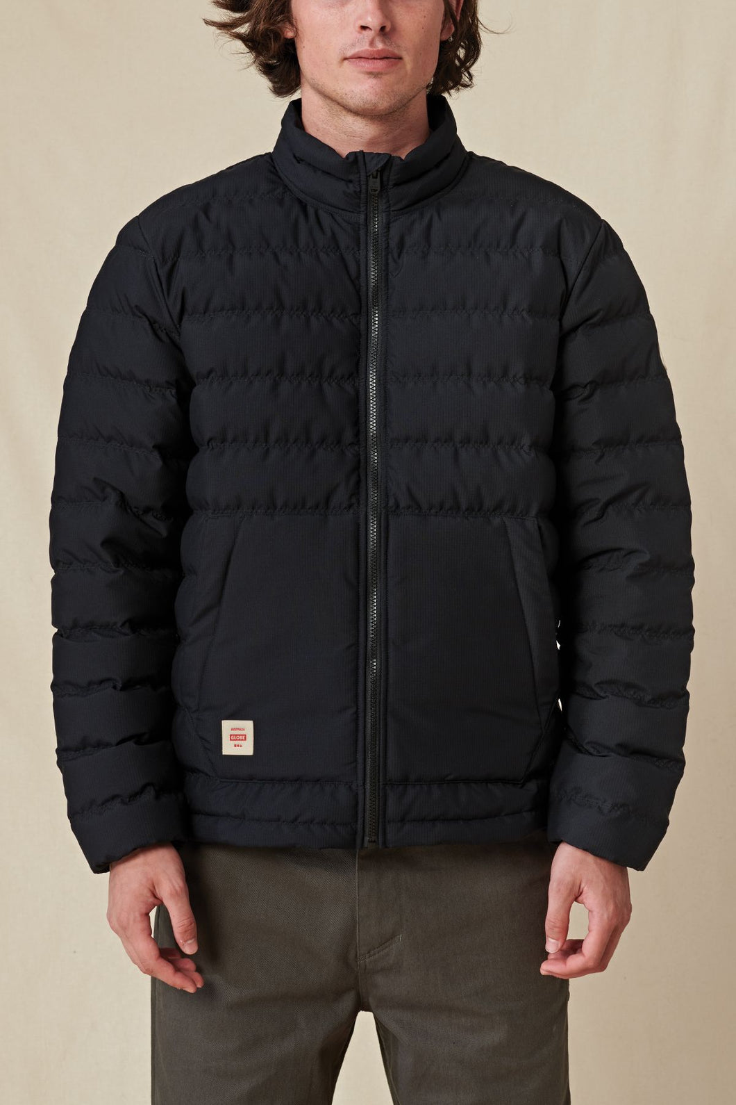 Jacket Globe - Prime Down Jacket in Black