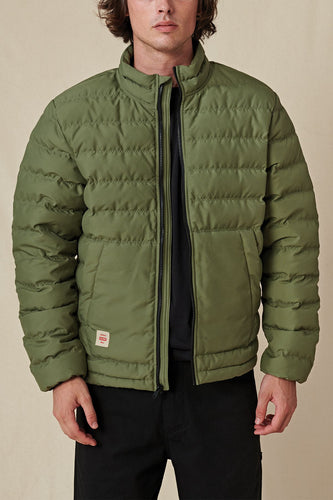 Jacket Globe - Prime Down Jacket in Olive