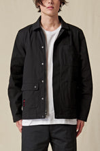 Jacket Globe - Dion Agius Worker Jacket in Black