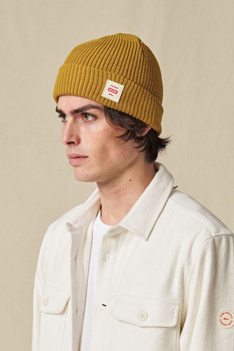 Beanie Globe - Sustain Beanie in Honey
