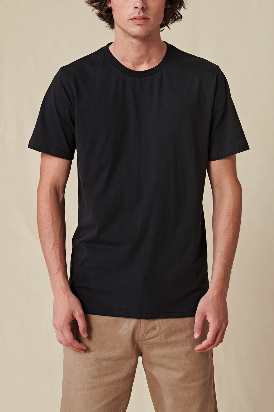 Globe TEE S/S Down Under Tee in Black