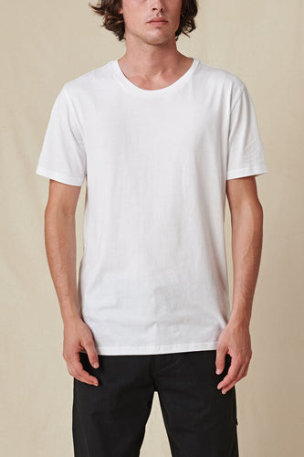 Globe TEE S/S Down Under Tee in White