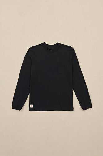 Globe TEE L/S Every Damn Day LS Tee in Black