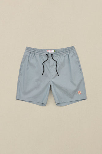 Globe POOLSHORTS Clean Swell Poolshort in Steel Blue