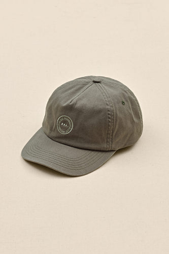 Globe CAPS Full Circle Cap in Olive