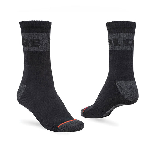 Globe Horizons Crew Sock 5 Pack in Dark Assorted