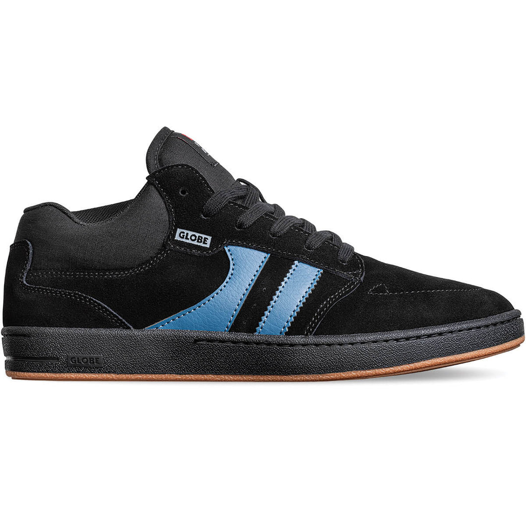Globe Octave Mid RM in Black/Grey/Blue