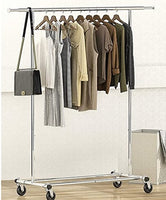 Heavy Duty Clothing Garment Rack