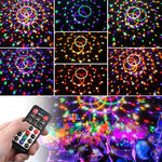 Party Lights with Remote Control