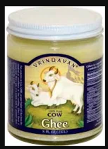 Vrindavan Ghee - 8 Ounces