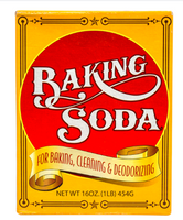 Baking Soda, 16 oz. Boxes