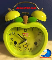 Cute Apple shape alarm clock